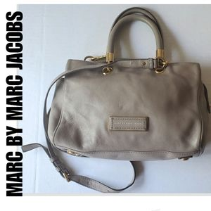 Marc by Marc Jacobs Taupe Too Hot To Handle Bag